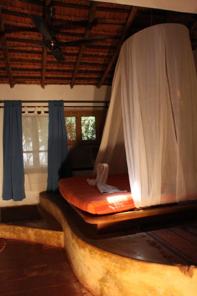 1 Bedroom Cottage Suite:Style Bed