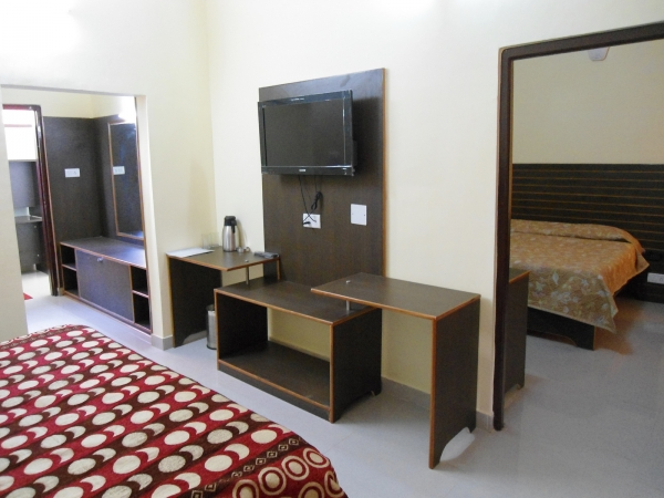 Bedroom facilities