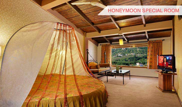 Honeymoon Special Room