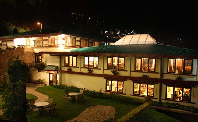 Hotel Night View