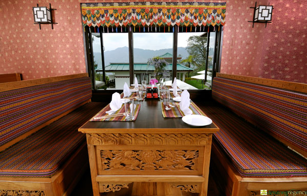 Elegantly Furnished Restaurant