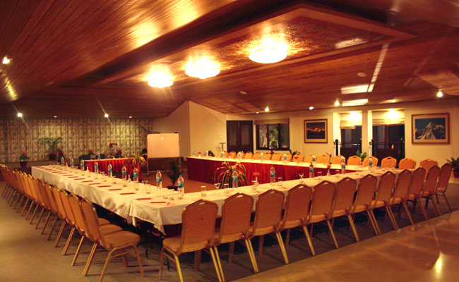 Dzomsa Conference Hall