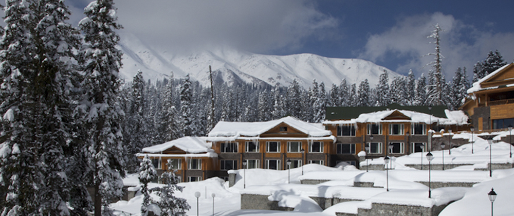 Resort in Winter