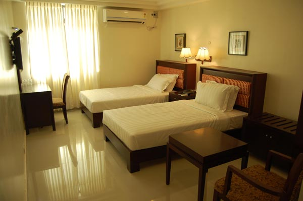 Malligai Twin Room