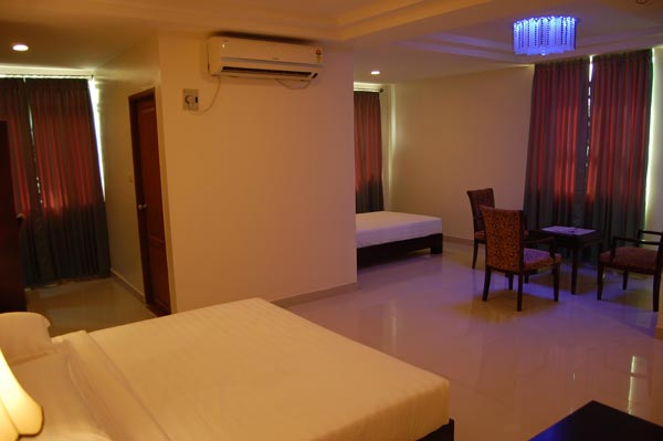 Neelakurunji Suite Room
