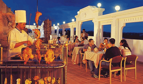 Roof Top Restaurant