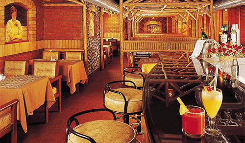 Well Furnished Restaurant