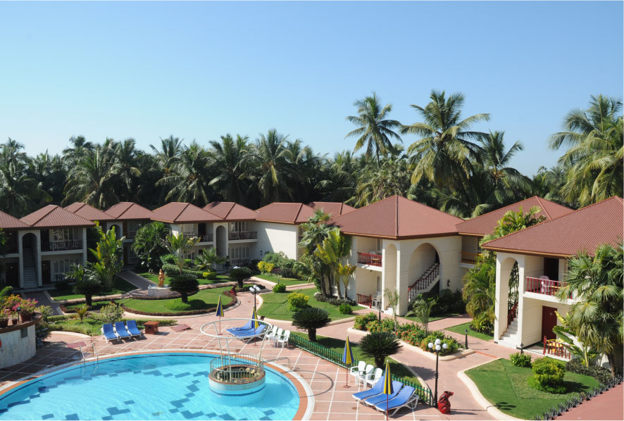 Beach Side Hotels In Diu