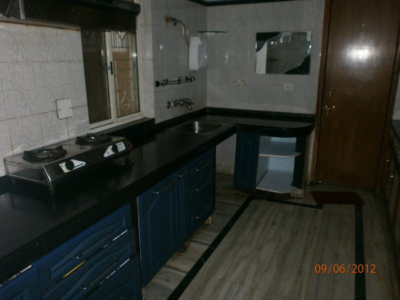 Accommodation with Kitchen