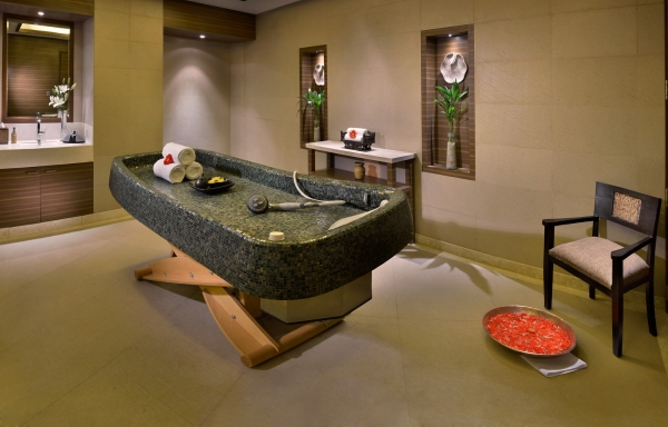 Rejuve TheSpa Hamam Room