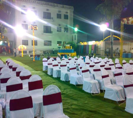 Open Air Banquet Hall