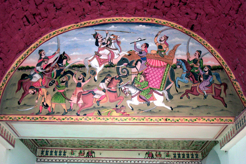 Ceiling of Durbar Hall