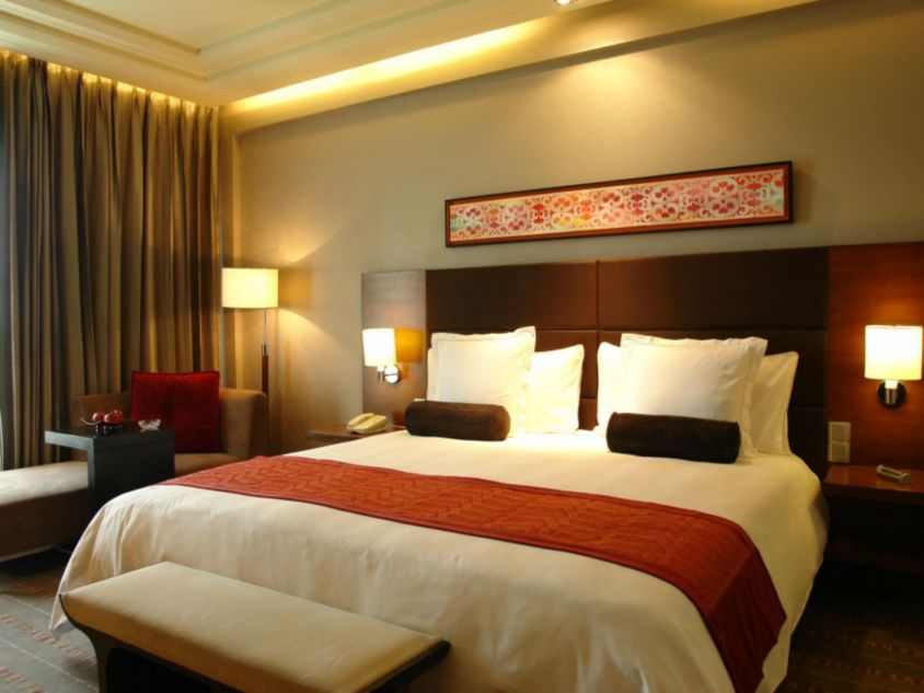 Inside King Deluxe room