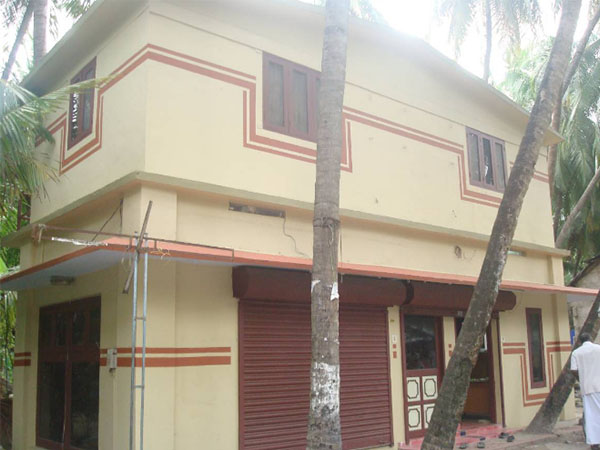 Exterior View of the Homestay