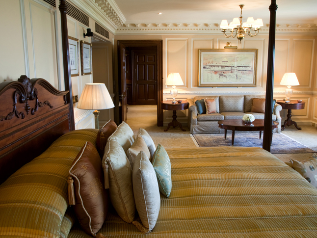 The Grand Presidential Suite Bedroom