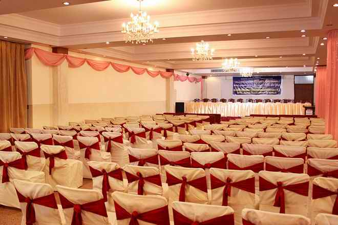 Spacious Conference Hall