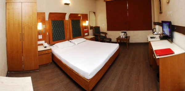 Spacious Executive Room
