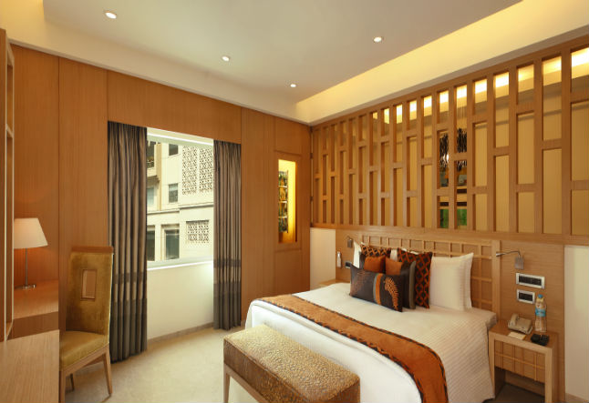 Duplex Suite Bedroom