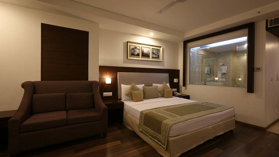 Plush Room Interior