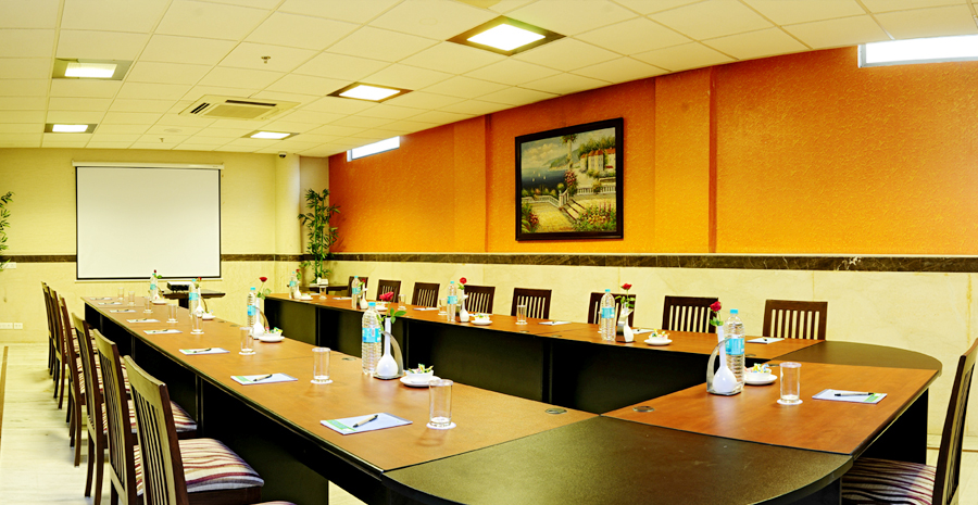 Spacious Meeting Hall