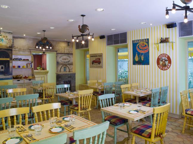 Yellow Brick Road Restaurant