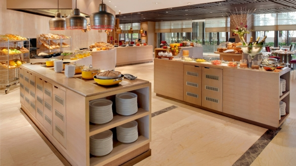 Cafe Knosh Buffet