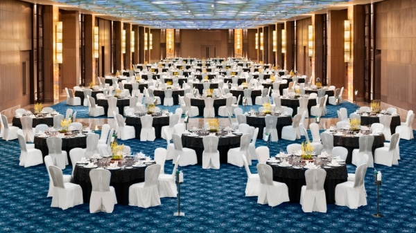 Round Table Banquet Hall