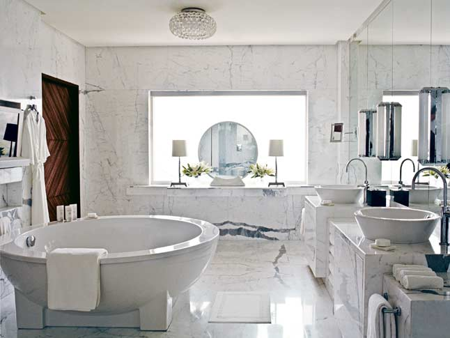Grand Master Bathroom of Grand Presidential Suite