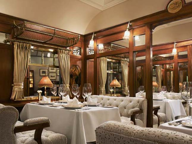 Orient Express Wagon Seating