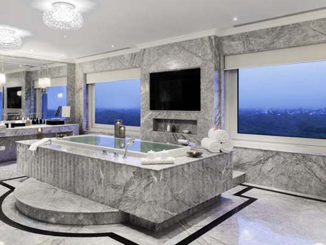 Tata Suite Master Bathroom