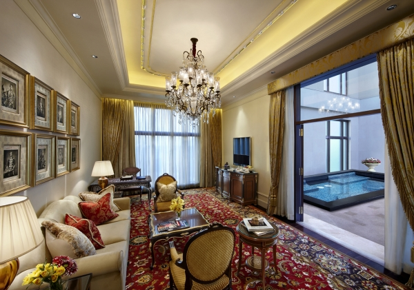 Grand Suite with Pool