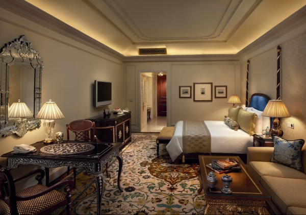 Royal Club Bedroom View