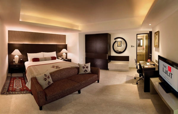 Luxury Suite Bedroom