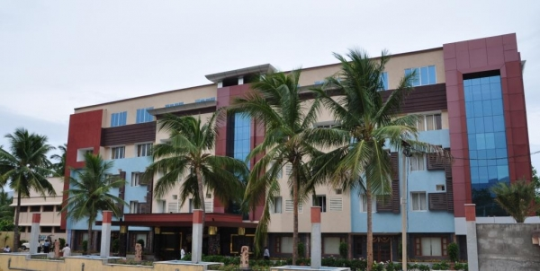 Hotel Exterior View