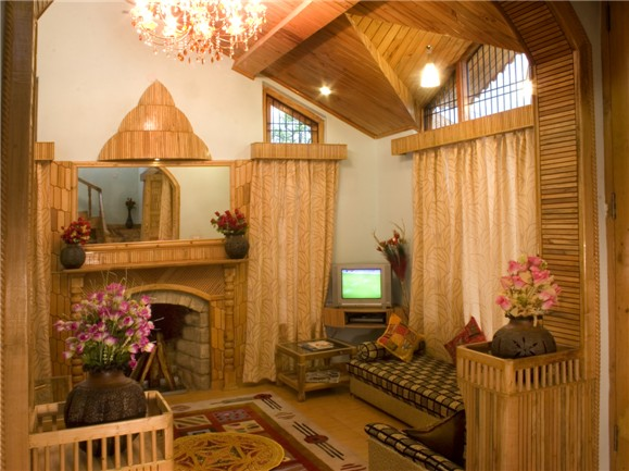 Lounge Area of the Cottage