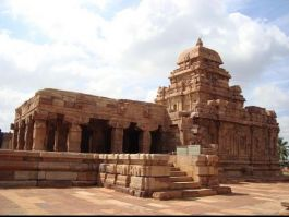 Sangameshvara Temple, Pattadakal