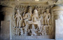 Brahmanical Group of Caves, Ellora