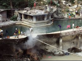 Hot Springs, Manikaran