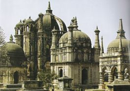 European tombs, Surat