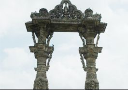Monuments at Vadnagar, Danta