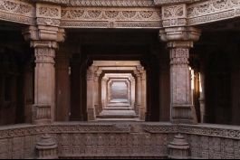 The Adalaj Step well, Gandhinagar