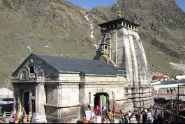 Kedarnath Temple, Kedarnath