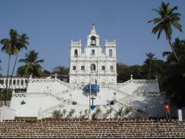 Our Lady of Immaculate Conception, Panaji