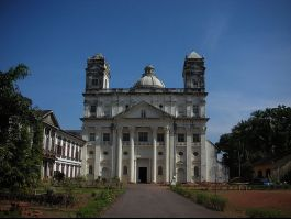 St. Cajetan Church, Old Goa