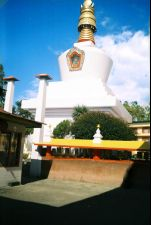 Do Drul Chorten, Gangtok