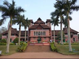 The Napier Museum (Natural History Museum), Thiruvananthapuram