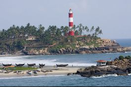 Lighthouse, Kovalam