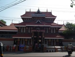 Thiruvambady Krishna Temple, Thrissur