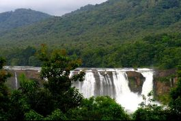 Athirappilly Waterfalls, Athirapally