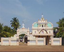 St. Mary's Orthodox Syrian Cathedral, Adoor